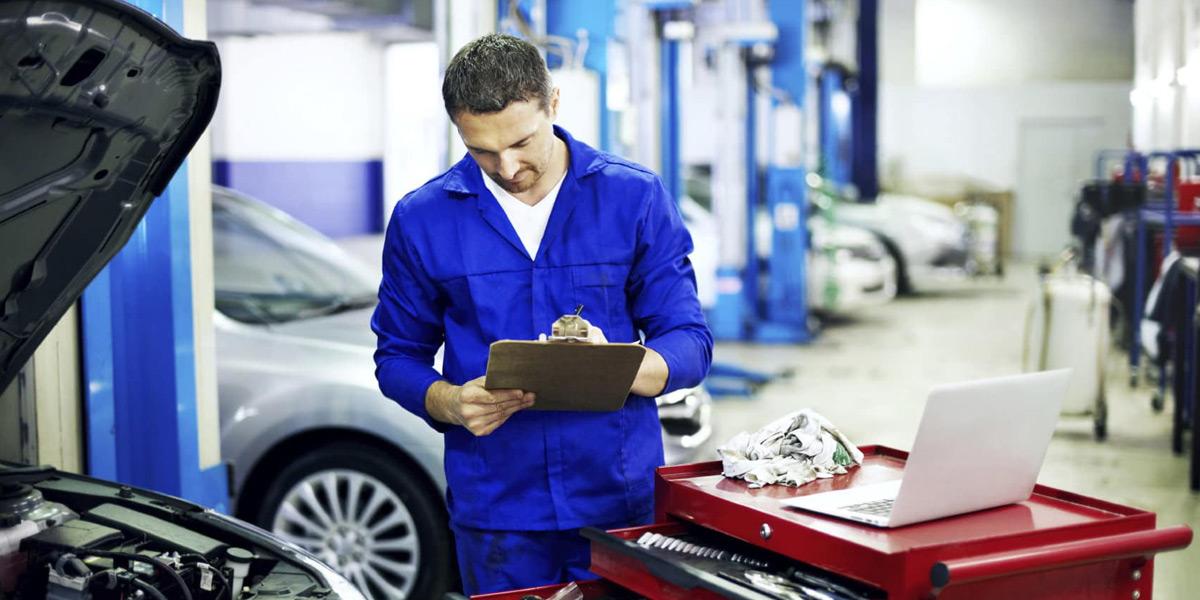 Cijelokupna dijagnostika i servis automobila