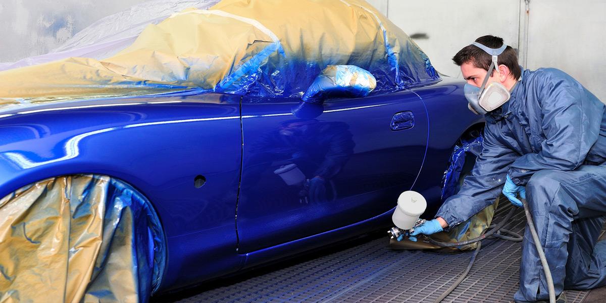 Visokokvalitetno lakiranje svih tipova vozila